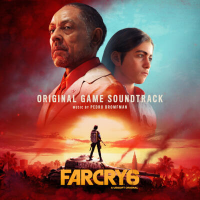 Cover art for Far Cry 6 (Original Game Soundtrack)