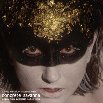 Cover art for concrete_savanna (Original Motion Picture Soundtrack)