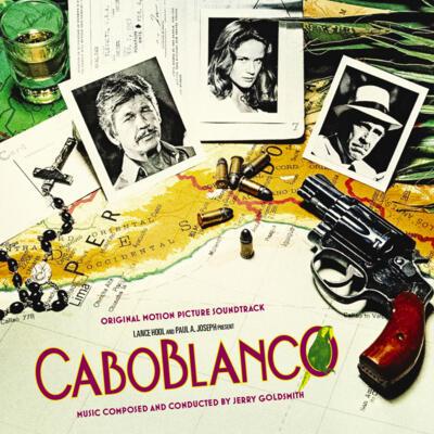 Cover art for Cabo Blanco (Original Motion Picture Soundtrack)