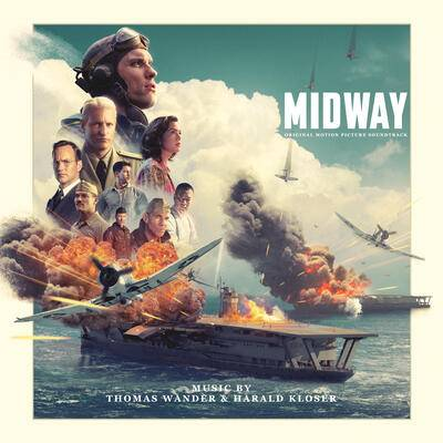Cover art for Midway (Original Motion Picture Soundtrack)