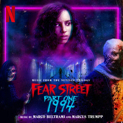 Cover art for Fear Street Part One: 1994 (Music from the Netflix Trilogy)