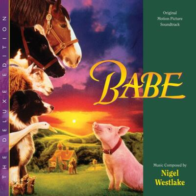 Cover art for Babe: The Deluxe Edition (Original Motion Picture Soundtrack)