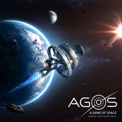 Cover art for AGOS: A Game of Space (Original Game Soundtrack)