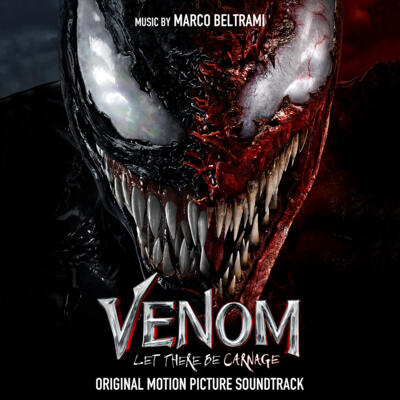 Cover art for Venom: Let There Be Carnage (Original Motion Picture Soundtrack)