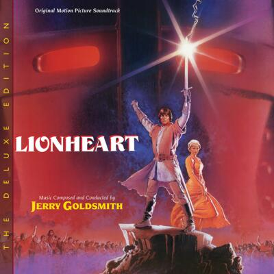 Cover art for Lionheart: The Deluxe Edition (Original Motion Picture Soundtrack)