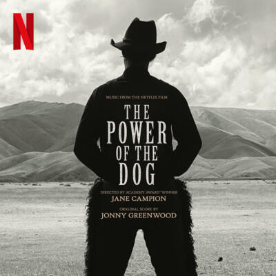 Cover art for The Power of the Dog (Music from the Netflix Film) - Single