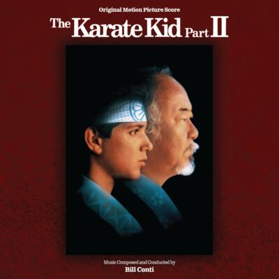 Cover art for The Karate Kid Part II (Original Motion Picture Soundtrack)
