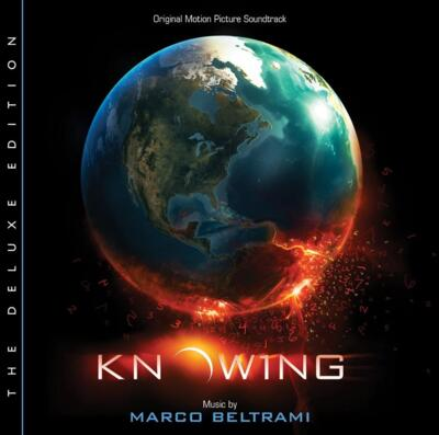 Cover art for Knowing: The Deluxe Edition (Original Motion Picture Score)