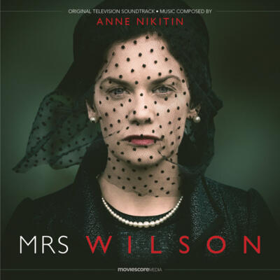 Cover art for Mrs Wilson (Original Television Soundtrack)