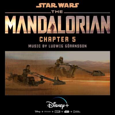 Cover art for The Mandalorian: Chapter 5 (Original Score)