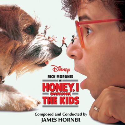 Cover art for Honey, I Shrunk the Kids (Original Motion Picture Soundtrack)