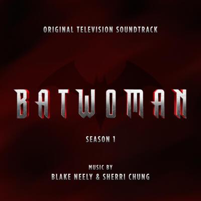 Cover art for Batwoman: Season 1 (Original Television Soundtrack)