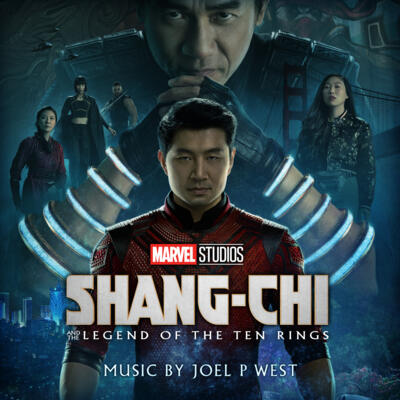 Cover art for Shang-Chi and the Legend of the Ten Rings (Original Score)