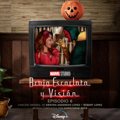 Cover art for Bruja Escarlata y Visión: Episodio 6 (Banda Sonora Original)