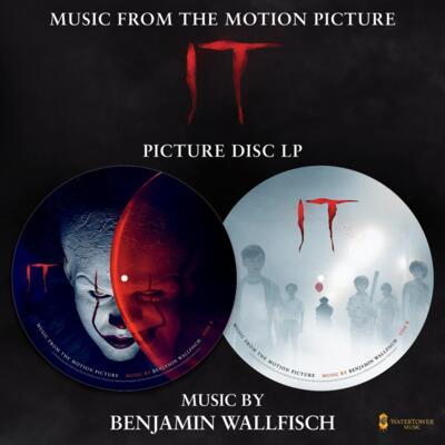 Cover art for It (Original Motion Picture Soundtrack) (Picture Disc Vinyl Variant)