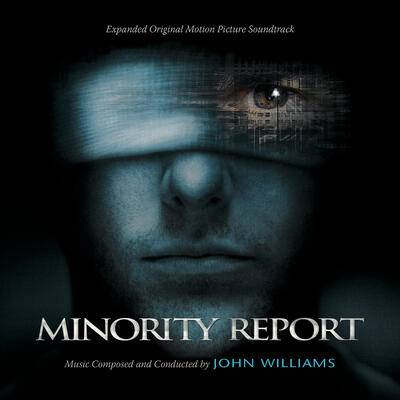 Cover art for Minority Report (Expanded Original Motion Picture Soundtrack)