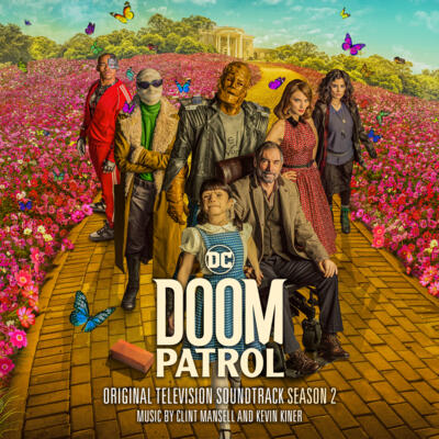 Cover art for Doom Patrol: Season 2 (Original Television Soundtrack)