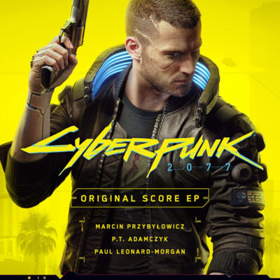 Cover art for Cyberpunk 2077 - Original Score EP