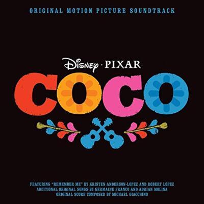 Cover art for Coco (Original Motion Picture Soundtrack)