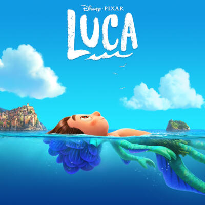 Cover art for Luca (Original Motion Picture Soundtrack)