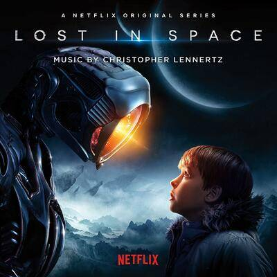 Cover art for Lost in Space (Original Series Soundtrack)