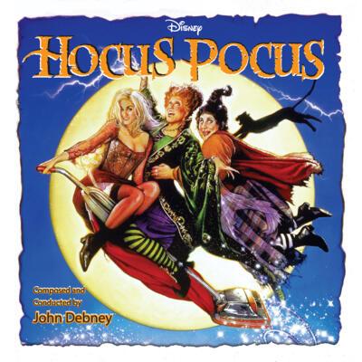 Cover art for Hocus Pocus (Original Score)