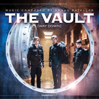 Cover art for The Vault [Way Down] (Original Motion Picture Soundtrack)
