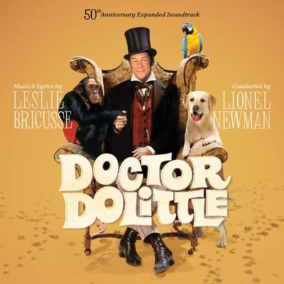 Cover art for Doctor Dolittle (50th Anniversary Expanded Soundtrack)