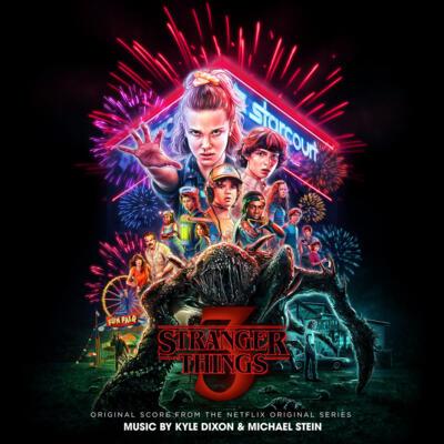 Cover art for Stranger Things 3 (Original Score From the Netflix Original Series)