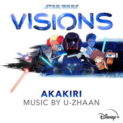 Cover art for Star Wars: Visions - AKAKIRI (Original Soundtrack)