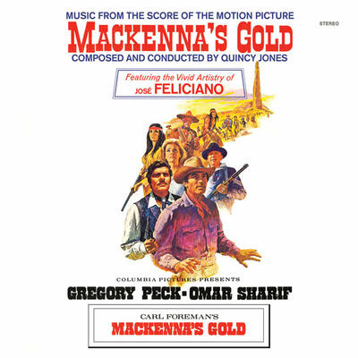 Cover art for Mackenna's Gold (Music From The Motion Picture)