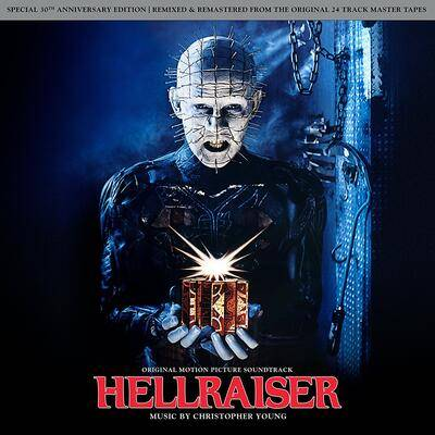 Cover art for Hellraiser (Original Motion Picture Soundtrack) (Special 30th Anniversary Edition)