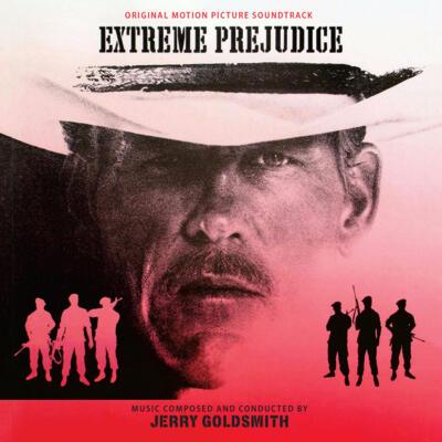 Cover art for Extreme Prejudice (Original Motion Picture Soundtrack)