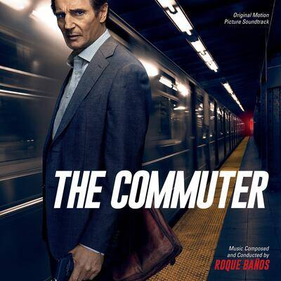 Cover art for The Commuter (Original Motion Picture Soundtrack)