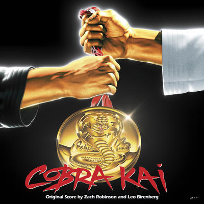 Cover art for Cobra Kai (Original Score)