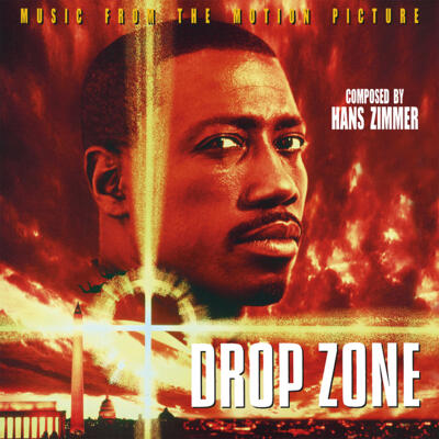 Cover art for Drop Zone (Music From The Motion Picture)