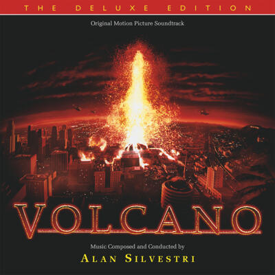 Cover art for Volcano: The Deluxe Edition (Original Motion Picture Soundtrack)