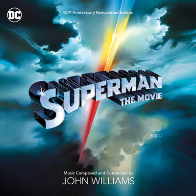 Cover art for Superman: The Movie (40th Anniversary Remastered Edition)