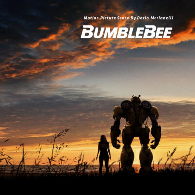 Cover art for Bumblebee (Original Motion Picture Score)