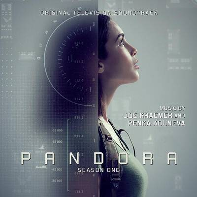 Cover art for Pandora: Season One (Original Television Soundtrack)