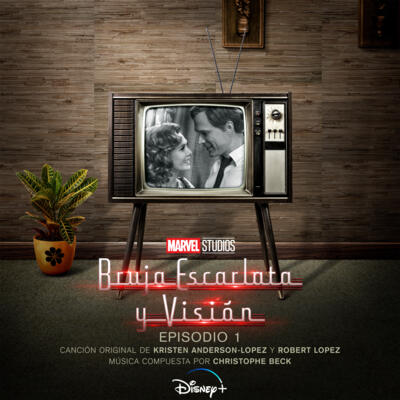 Cover art for Bruja Escarlata y Visión: Episodio 1 (Banda Sonora Original)