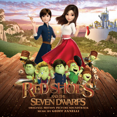 Cover art for Red Shoes and the Seven Dwarfs (Original Motion Picture Soundtrack)
