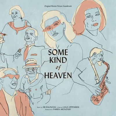 Cover art for Some Kind of Heaven (Original Motion Picture Soundtrack)