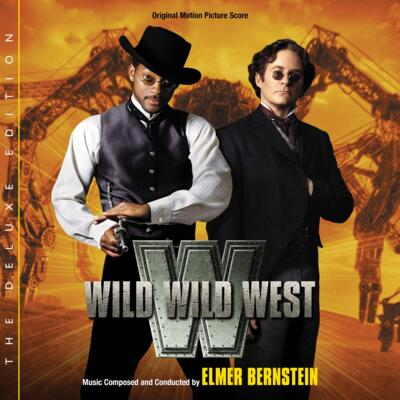 Cover art for Wild Wild West: The Deluxe Edition (Original Motion Picture Score)