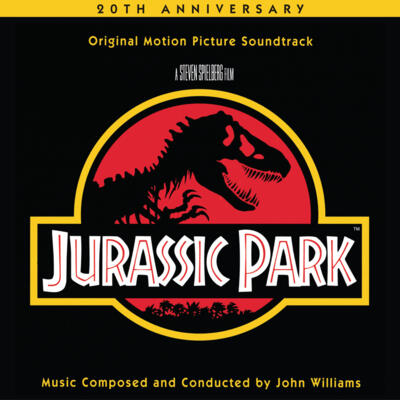 Cover art for Jurassic Park: 20th Anniversary (Original Motion Picture Soundtrack)