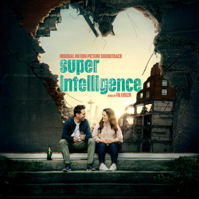 Cover art for Superintelligence (Original Motion Picture Soundtrack)