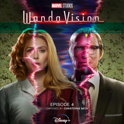 Cover art for WandaVision: Episode 4 (Original Soundtrack)