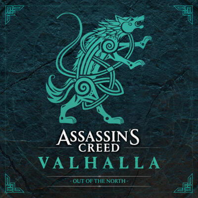 Cover art for Assassin's Creed Valhalla: Out of the North (Original Soundtrack)