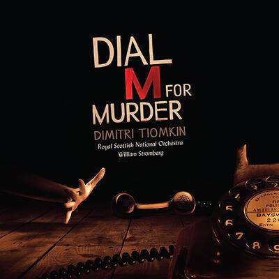 Cover art for Dial M For Murder