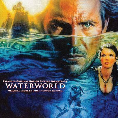 Cover art for Waterworld (Expanded Original Motion Picture Soundtrack)